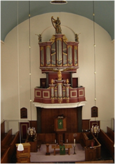Orgel ELG Middelburg nieuw