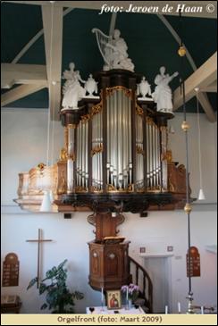 Orgel ELG Zierikzee